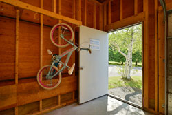 Bar Harbor Motel Amenities, Bicycle & Kayak Storage