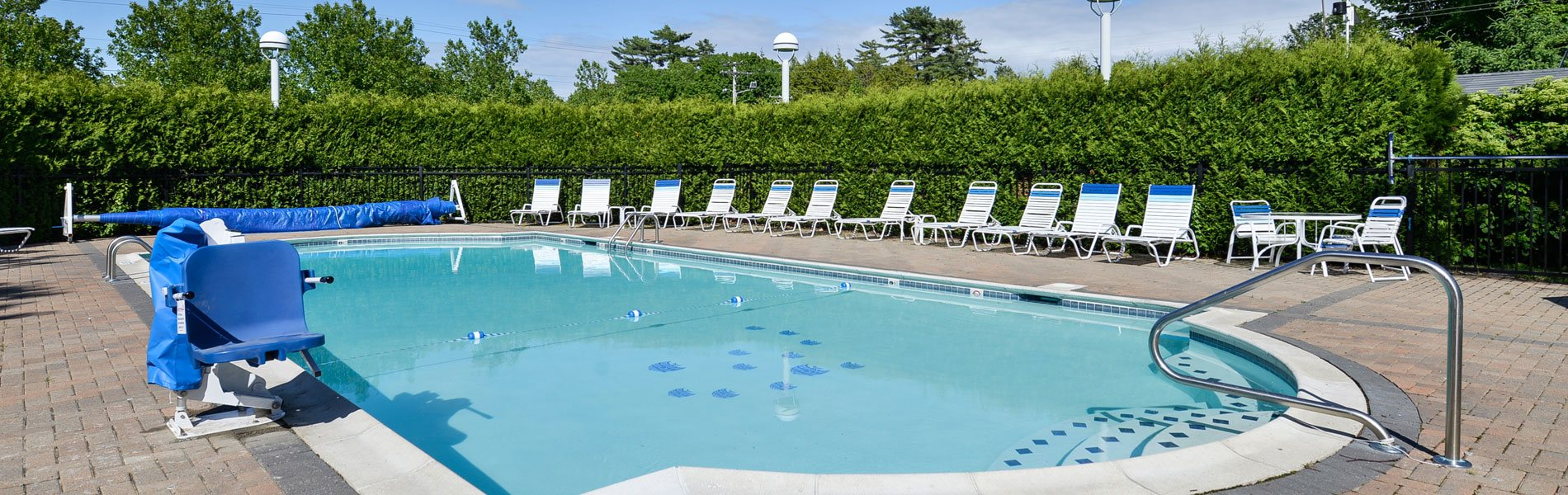 Bar Harbor Motel, Pool