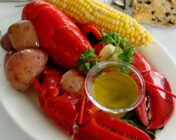 Bar Harbor Vacation Packages | Downeast Lobster Bake at the Terrace Grille