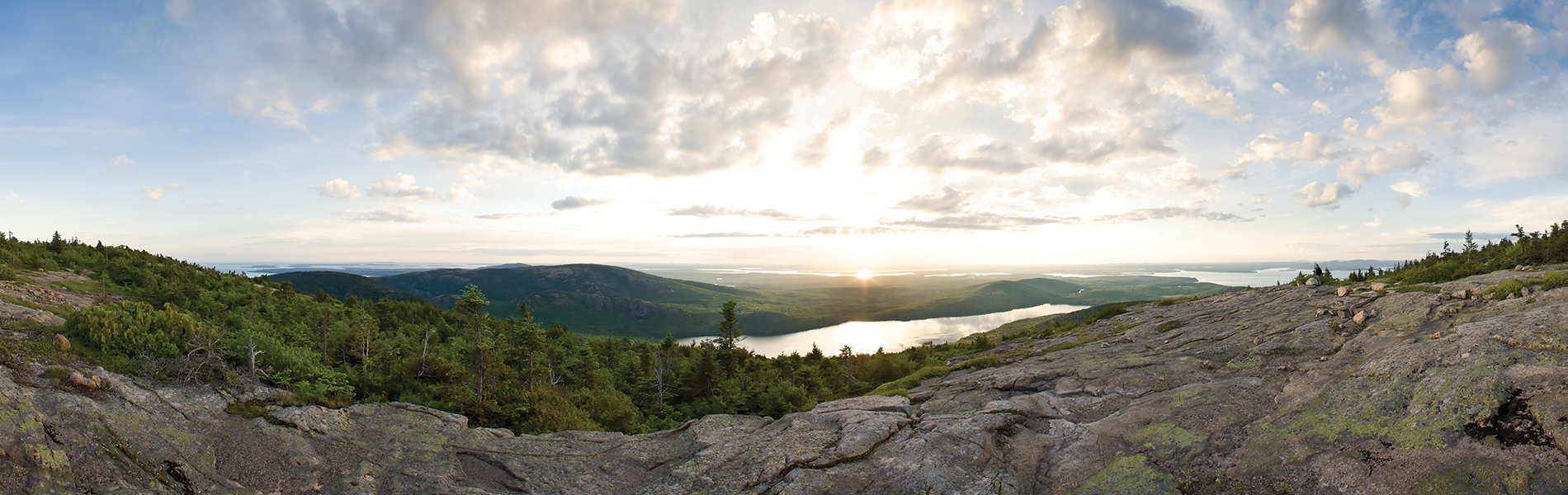 photo of the View from Cadillac Mountain, Acadia National Park